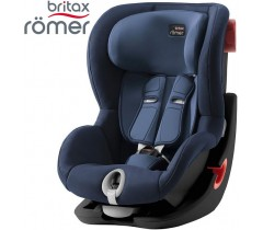 BRITAX RÖMER - King II BLACK SERIES Moonlight Blue