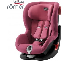 BRITAX RÖMER - King II BLACK SERIES Wine Rose