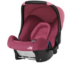 Romer Britax Baby Safe Wine Rose