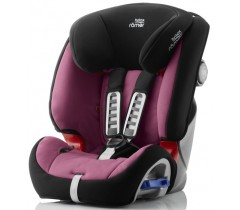 Romer Britax Multi-Tech III Wine Rose