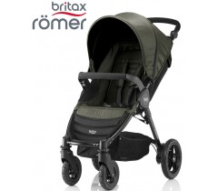 Romer | Britax - B-Motion 4 Olive Denim