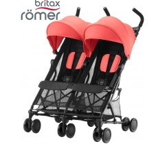 Romer | Britax - Holiday Double Coral Peach