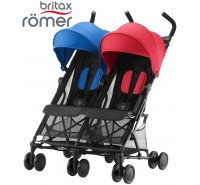 Romer   Britax - Holiday Double Red-Blue