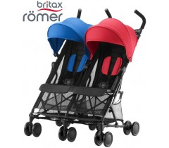 Romer | Britax - Holiday Double Red-Blue