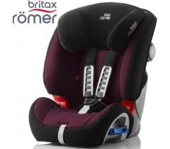 Romer | Britax - Multi-Tech III Burgundy Red