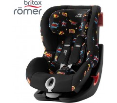 BRITAX RÖMER - King II BLACK SERIES Comic Fun