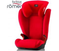 Romer | Britax - Kid II BLACK SERIES Fire Red