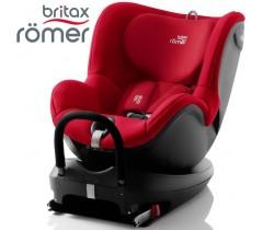 BRITAX RÖMER - Dualfix² R Fire Red