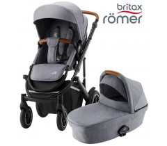 Romer | Britax - Smile III Dúo Essential Frost Grey