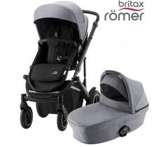 Romer | Britax - Smile III Dúo Essential Frost Grey Black