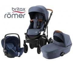 Romer | Britax - Smile III Trío Comfort Indigo Blue