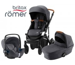 Romer | Britax - Smile III Trío Comfort Midnight Grey