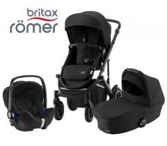 Romer | Britax - Smile III Trío Comfort Space Black