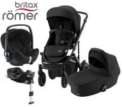 Romer | Britax - Smile III Trío Comfort Plus Space Black