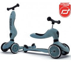 Scoot & Ride - Patinete Highwaykick One Steel