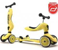 Scoot & Ride - Patinete Highwaykick One Lemon