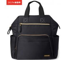Skip Hop - Bolsa mochila Main Frame Black