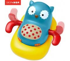 Skip Hop - Brinquedo de banho Paddle & Go Owl