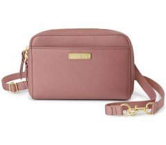 Skip Hop - Mini bolso convertível Greenwich Dusty Rose