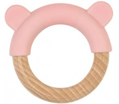 Saro - Nature Toy Little Ears Rose