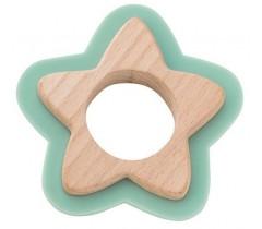 Saro - Nature toy: mordedor Estrela Hortelã