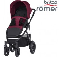 BRITAX SMILE 2 Wine Red