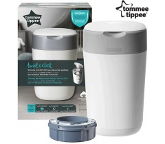 Tommee Tippee - Twist & Click Branco