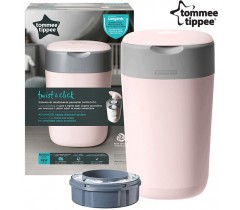 Tommee Tippee - Twist & Click Rosa