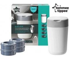 Tommee Tippee - KIT, Twist & Click + 4 bobines de reposição