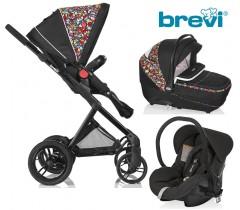 Brevi - Trio Presto Off Road Multicolor