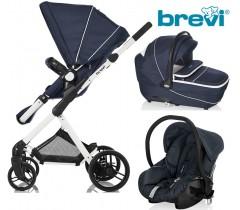 Brevi - Trio Presto City Midnight Blue
