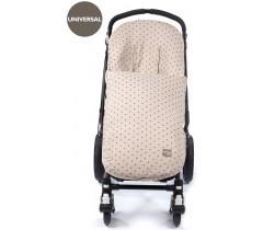 Walking Mum - Cobertura de carrinho de passeio c/ saco GABY