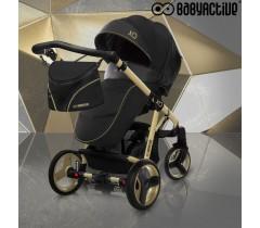 BabyActive - Carrinho de bebé XQ Gold