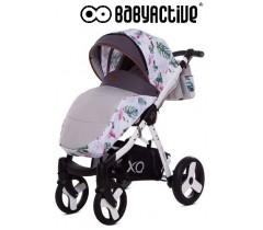 BabyActive - Carrinho de bebé XQ s-line