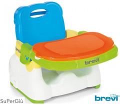 Brevi - Cadeira de mesa Supergiù