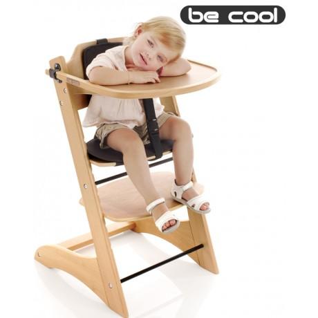 Be Cool - Cadeira de Refeição de Madeira Zetta COLOR ÚNICO