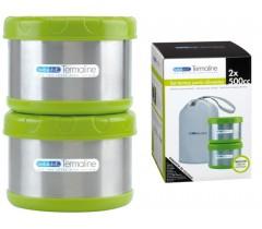 Bebedue - Termo Porta Alimentos 2 x 500 cc.