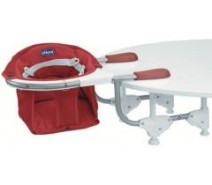 Chicco - Cadeira de mesa Chicco 360º, Scarlet