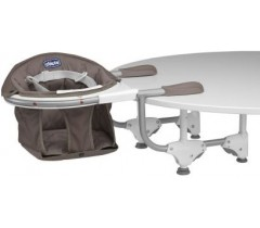 Chicco - Cadeira de mesa Chicco 360º, Cocoa