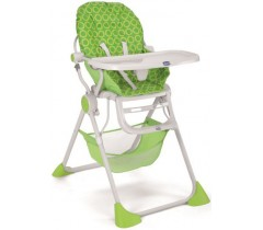 Chicco - Cadeira da papa Pocket Lunch, Jade