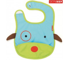 Skip Hop - ZOO BIB DOG