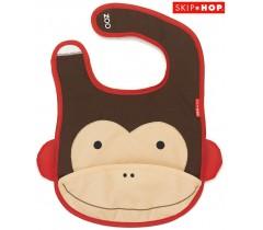 Skip Hop - ZOO BIB MONKEY