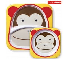 Skip Hop - ZOO SETS MONKEY