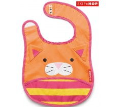 Skip Hop - ZOO BIB CAT