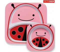 Skip Hop - ZOO SETS LADY BUG