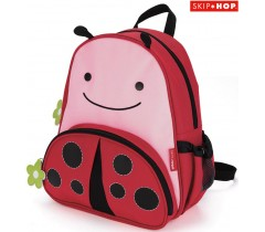 Skip Hop - ZOO PACK LADY BUG