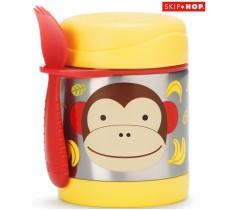 Skip Hop - Termos de bebé Monkey