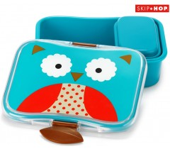 Skip Hop - ZOO LUNCH BOX OWL
