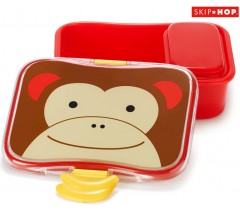 Skip Hop - ZOO LUNCH BOX MONKEY