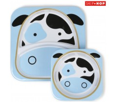 Skip Hop - ZOO SETS COW